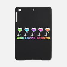 Wine loving grandma iPad Mini Case