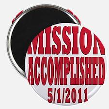 mission accomplished Magnet