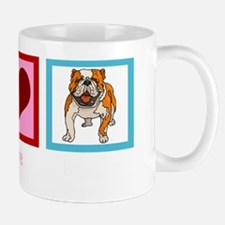 peacelovebulldogswh Mug