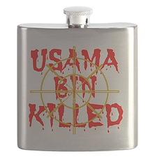 usama bin killed Flask