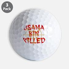 usama bin killed Golf Ball