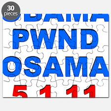 Obama Pwnd2 Puzzle