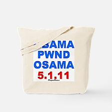 Obama Pwnd2 Tote Bag