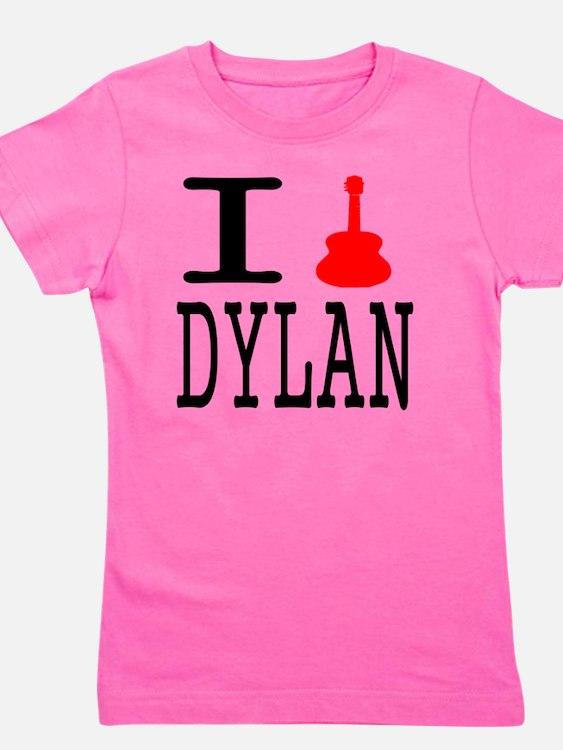 dylan Girl's Tee