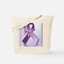 Support Fibromyalgia AwarenessPosterP Tote Bag