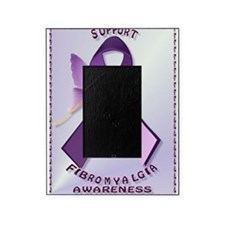 Support Fibromyalgia AwarenessPoster Picture Frame