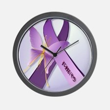 FIBRO-PosterP Wall Clock
