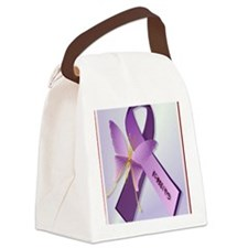 FIBRO-PosterP Canvas Lunch Bag