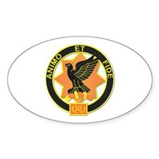 DUI - 3rd Squadron, 1st Cavalry Regiment Decal