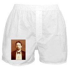 Chekhov.no text Boxer Shorts