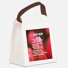 TM earnestly Canvas Lunch Bag
