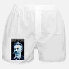 Nietzsche blue Boxer Shorts