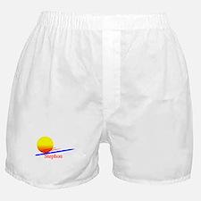 Stephon Boxer Shorts