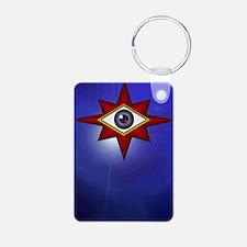 Eye of God Iphone 3G Keychains