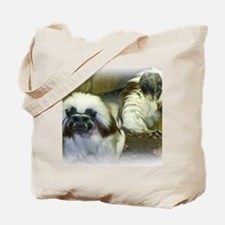 Cotton Top Tamarin BIG Tote Bag