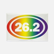 26.2 Gay 3 by 5 Rectangle Magnet