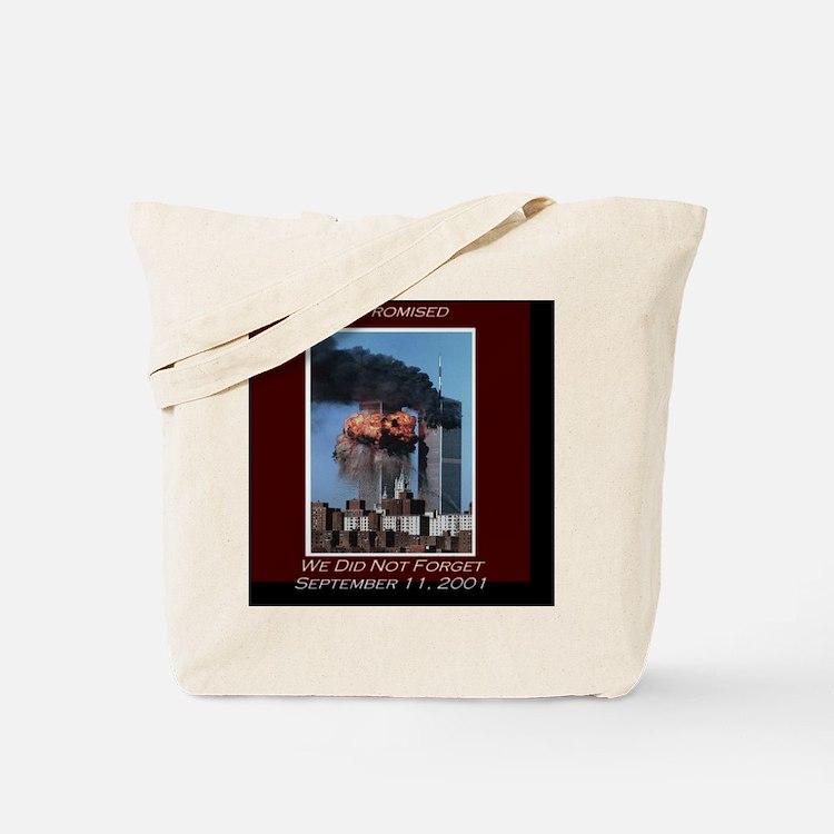 WeNotForget911LRG Tote Bag