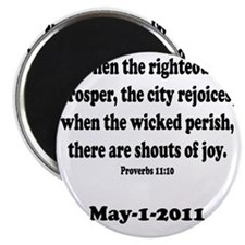 osama_proverb 11 Magnet