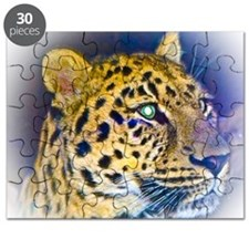 leopard BIG Puzzle