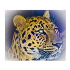 leopard BIG Throw Blanket