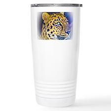 leopard BIG Travel Mug