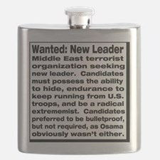 wanted new leader Flask