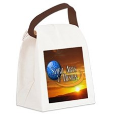 Store Logo Iphone 4G Canvas Lunch Bag