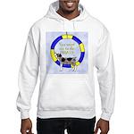 Silly Aussie Agility Hooded Sweatshirt