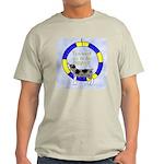 Silly Aussie Agility Ash Grey T-Shirt