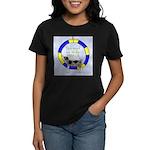 Silly Aussie Agility Women's Dark T-Shirt