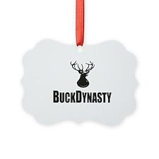 Buck Dynasty Ornament