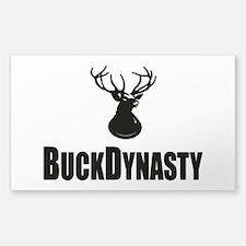 Buck Dynasty Decal
