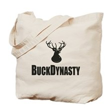 Buck Dynasty Tote Bag