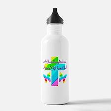 LOVE GRANDMA Water Bottle