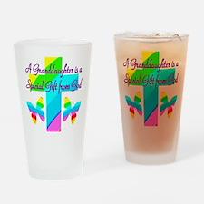 LOVE GRANDMA Drinking Glass