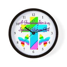 LOVE GRANDMA Wall Clock