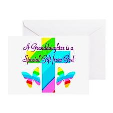 LOVE GRANDMA Greeting Card
