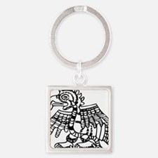 maya harpy eagle Square Keychain