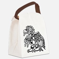 maya harpy eagle Canvas Lunch Bag