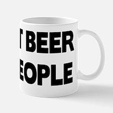 Draft beer W Mug