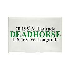 DeadHorse Rectangle Magnet (100 pack)