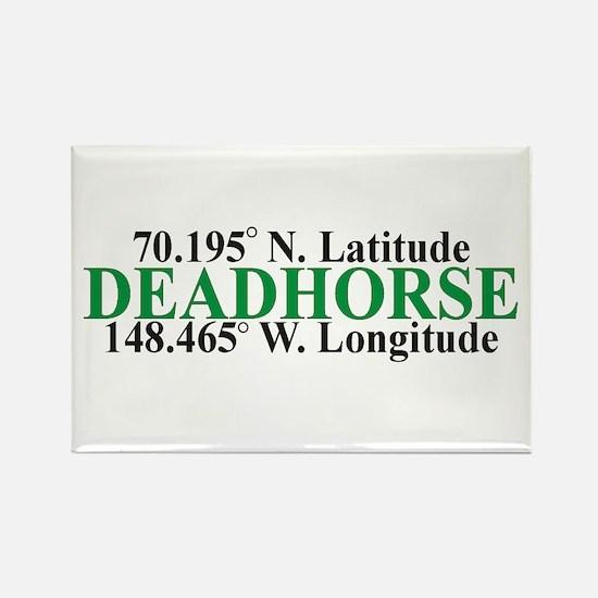 DeadHorse Rectangle Magnet