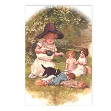 Round the Hearth  Postcards (Package of 8)