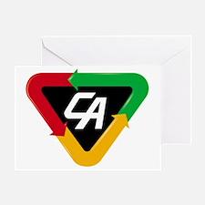 CA Logo -Highlights Greeting Card