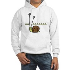 Be Awesome snail children Jumper Hoody