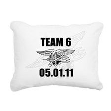 cafepress_team6 Rectangular Canvas Pillow