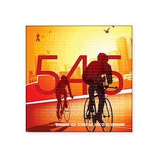 """545_Design3 Square Sticker 3"""" x 3"""""""