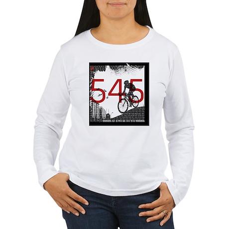 545_Design2 Women's Long Sleeve T-Shirt