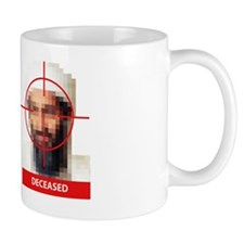 Osama Bin Laden - yes we did Mug