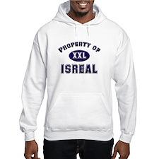 Property of isreal Hoodie